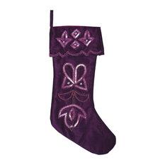 "8""x19"" Romance Collection Stocking"