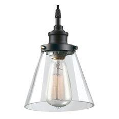 industrial chic lighting. Globe Electric - Skylar 1-Light Matte Black Plug-In Pendant  Lighting Industrial Chic Lighting G