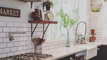 Foothills Remodel - Kitchen After