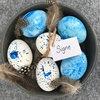 Skapa påskens finaste ägg på bara 10 minuter – så här gör du