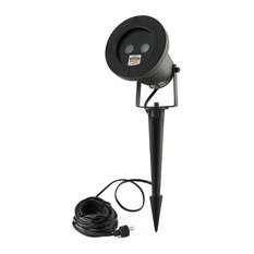 Remote Control Outdoor Lights | Houzz:BZB Goods - Green and Red Outdoor Garden Laser Light With Remote Control -  Inground And,Lighting