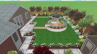 New home, new garden