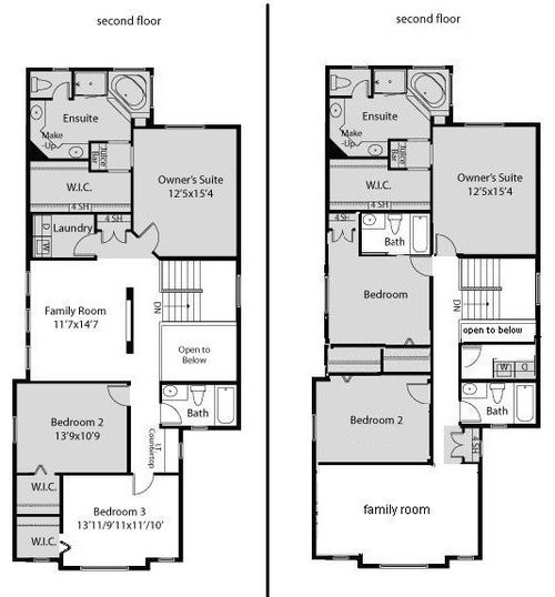 Need Help On Floor Plan Details For New Build Private Bathroom