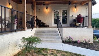 Mount Juliet Porch Remodel