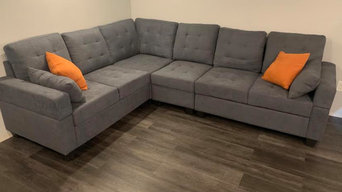 Living Room Sectional Ideas