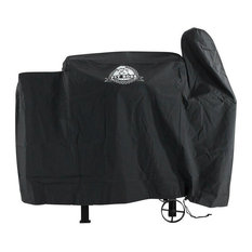Dansons - Pit Boss Vinyl 440 Exact Fit Grill Cover, Black - Grill Tools & Accessories