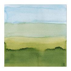 """Santoña"" Canvas Print, 80x80 Cm"