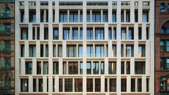 ASTEC ARCHITECTURAL BRONZE - 25, Bond Street