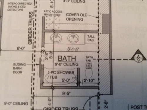 Design help please! 8x8 bathroom on 8 x 10 bathroom designs floor plans, 1 2 bathroom layout plans, luxury bathroom floor plans, layout master bathroom floor plans, his and hers master bathroom floor plans,