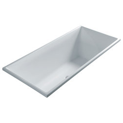 Contemporary Bathtubs by Ucore Inc.