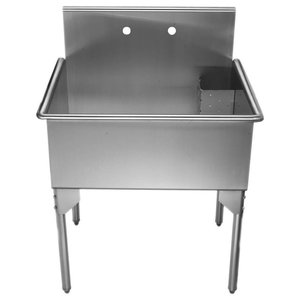 Dog Wash Utility Sink Contemporary Utility Sinks By