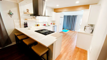 Full Kitchen Remodeling + Painting