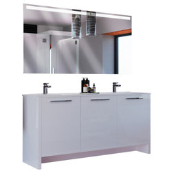 Modern Bathroom Vanities And Sink Consoles by Casa Mare Exclusive Design