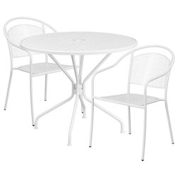 Contemporary Outdoor Pub And Bistro Sets by ShopFreely