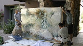 Art Handling and Installation