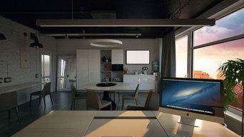 Не большой, но уютный офис в Москве