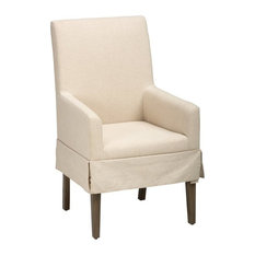 Hampton Dining Chair With Arm Rests