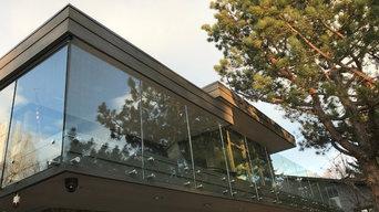 Glass Railing Project
