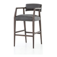 CABOT BAR STOOL-CHAPS LEATHER