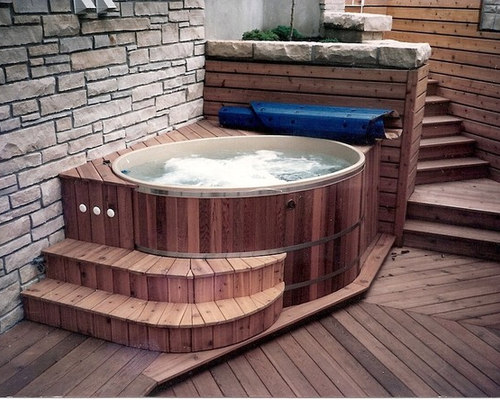 Indoor Hot Tubs   Hot Tubs