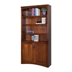 kathy ireland Home by Martin - Mission Pasadena Library Bookcase - Bookcases