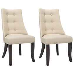 Transitional Dining Chairs by CorLiving