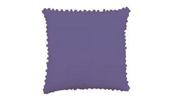 Pom Pom Throw Cushion Cover, Veronica