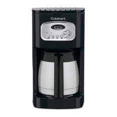 Cuisinart - Programmable 10-Cup Thermal Coffeemaker, Black - Coffee Makers