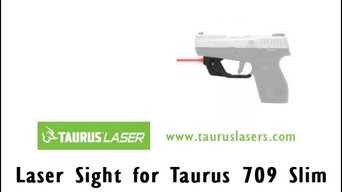 Laser Sight for Taurus 709 Slim
