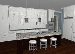It Has Its Limitations But It S A Wonderful User Friendly Tool Especially For Designing Kitchens And Baths This Kitchen I Designed Is Incomplete But It