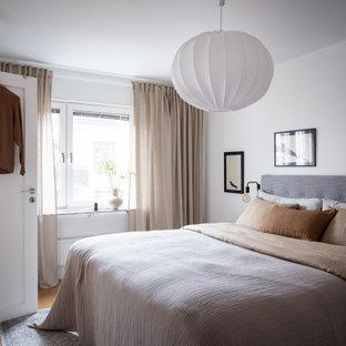 Idéer för att renovera ett minimalistiskt sovrum