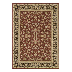 "Loloi Welbourne Collection Rug, Paprika and Coffee, 9'2""x12'7"""