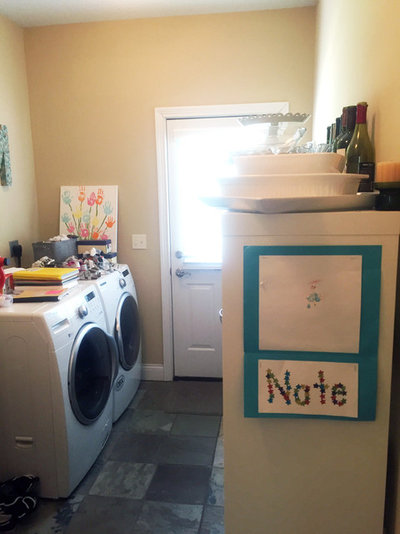 Room of the Day: Lovely Laundry Room Invites You to Stay Awhile
