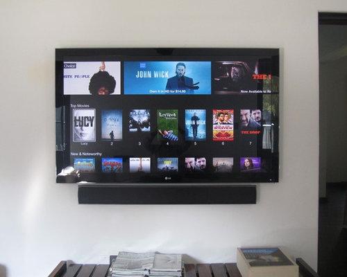 Santa Monica - Family Room and Cabana Entertainment System - Home Electronics
