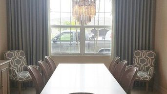 West Palm Beach Traditional Dinning Room Before and After