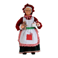 Windy HIll Collection - Mrs. Claus - Holiday Accents and Figurines
