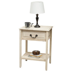 Farmhouse Side Tables And End Tables by GDFStudio