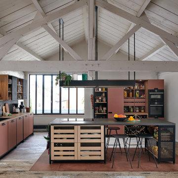 Neues Küchen-Konzept L'épicerie