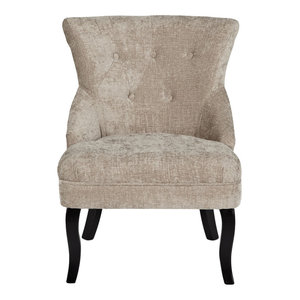 Melrose Occasional Chair, Mink