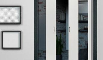 Contemporary Pocket Doors JBK