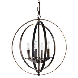 Transitional Chandeliers by Edvivi Lighting