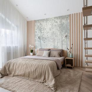 Источник вдохновения для домашнего уюта: спальня в современном стиле