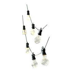 Festoon 20-Bulb Decking Lights
