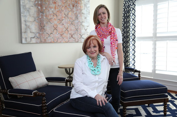 Mother daughter duo each finds her own design calling for Mother daughter house design