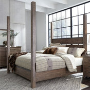 Liberty Furniture King Poster Bed