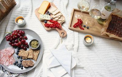 Back to basic – das Abendbrot geschmackvoll serviert