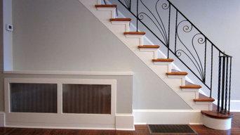 Interior Painting and Trim Work