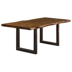 Industrial Dining Tables by HedgeApple