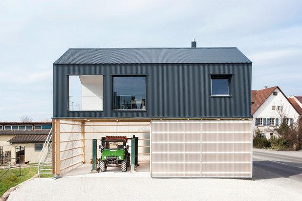 Minimalistisch  by Wezel Architektur