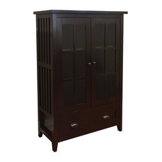 Brookdale 1-Drawer Accent Cabinet